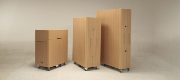 Space Saving Furniture by Atelier Opa